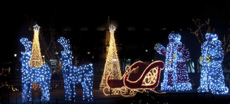 boerne xmas lights light opens thanksgiving food flashes