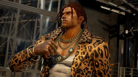 tekken  eddy gordo reveal trailer screenshots artwork
