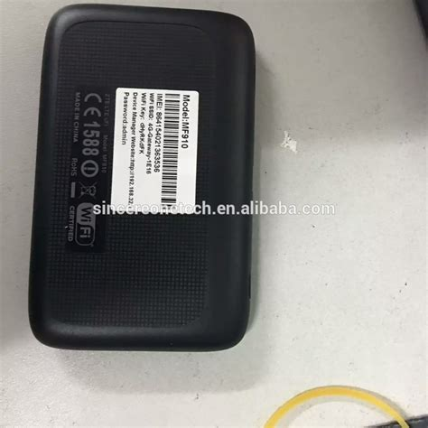 alibaba zte d 233 bloqu 233 4g lte mobile wifi routeur zte mf910 routeur id