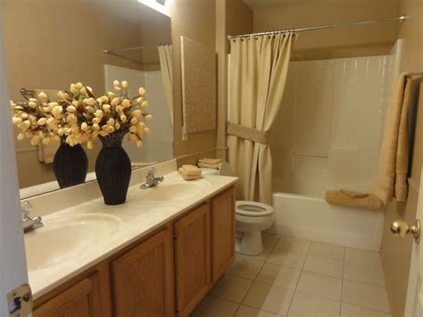 staging a small bathroom before after home staging gallery traditional
