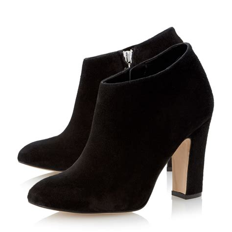 Heeled Ankle Boots black heeled ankle boots coltford boots