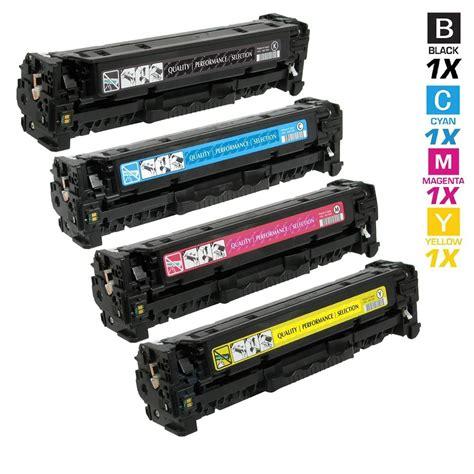 Toner Hp Original 305a Ce410a Black For Pro 300 Color Mfp M375nw Dll hp 305a cyan original laserjet toner cartridge ce411a
