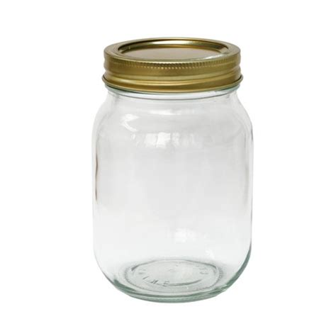 what is jars mainstays pint glass jar with lid and ring freezer safe
