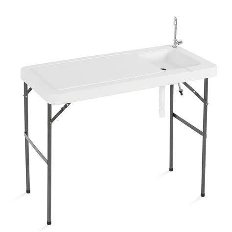 folding fish cleaning table fish cleaning table folding station portable c