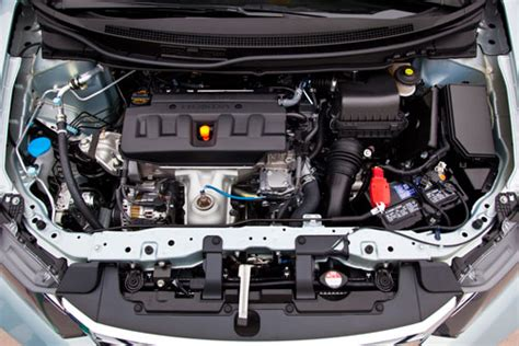 honda civic natural gas engine