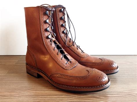 wolverine boots 1000 mile wolverine winchester 1000 mile brogue boot shayne stephens