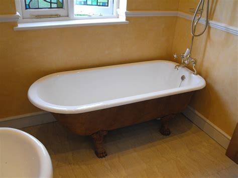 bathtub in the shower things to know about cast iron bathtubs keribrownhomes