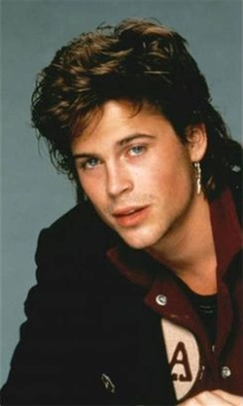 young male actor floppy hair 1980s actors male the 80s and actors on pinterest