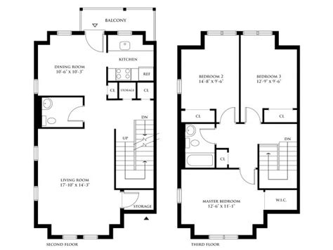3 bedroom duplex floor plans markham gardens brochure