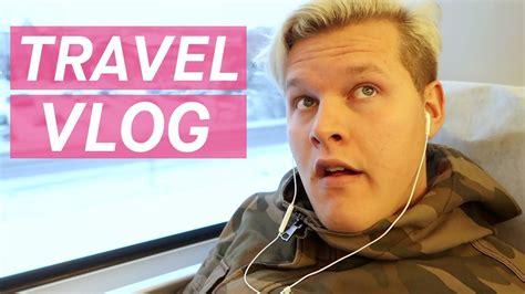 vegard harm vlog 3 pendling og podcasting