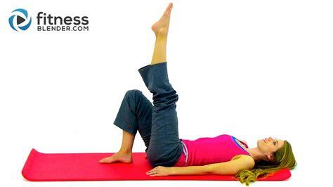 postnatal workout  post abdominal surgery workout youtube