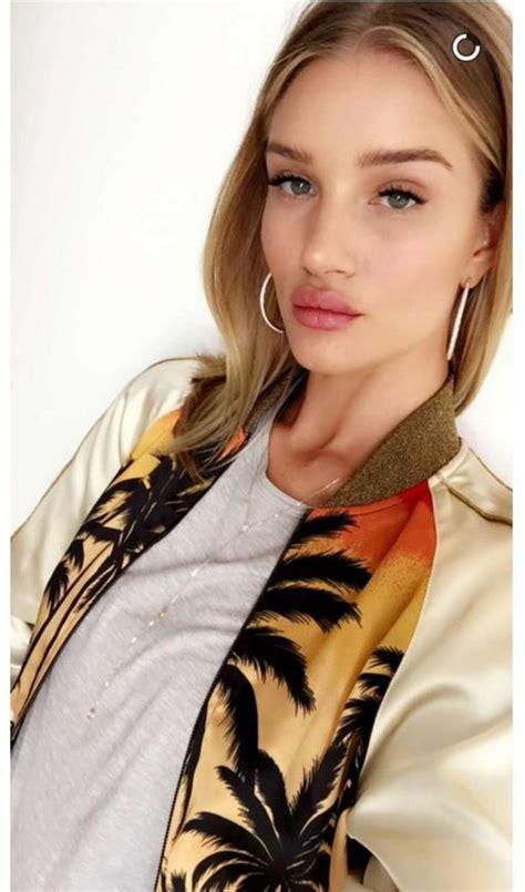 rosie huntington whiteley snapchat top jacket bomber jacket rosie huntington whiteley