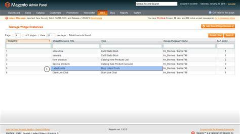 Magento Wie Man Die Blog Sektion Von Der Startseite Entfernt Hilfe Von Templatemonster Magento 2 Homepage Template