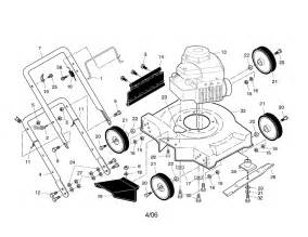rally lawn mower parts diagram rally free engine image for user manual