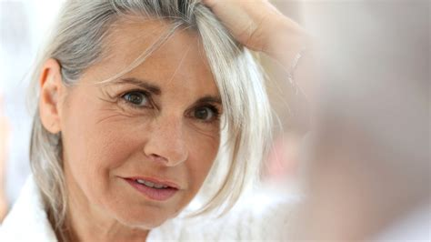 hair loss 50 years the biggest skin care dilemmas women face past 60 and