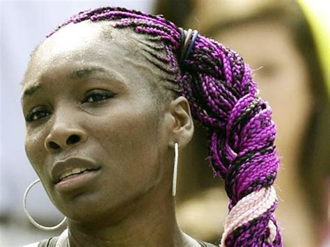 venus williams hairstyles the best celebrity gym hair inspiration women s health