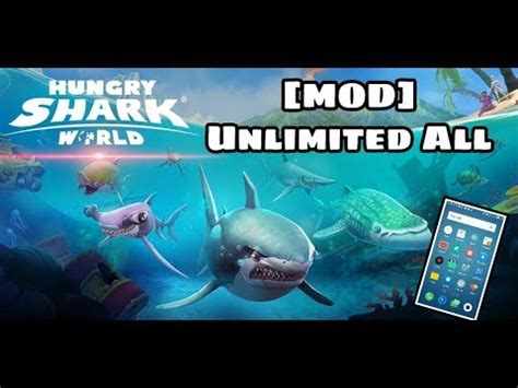 download mod game hungry shark download quot mod hungry shark world quot android game hindi