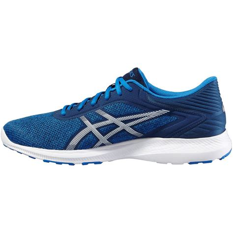 running sneaker asics nitrofuze mens running shoes