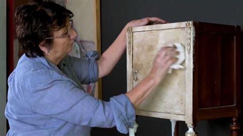 annie sloan chalk paint 174 tutorial no 1 one colour