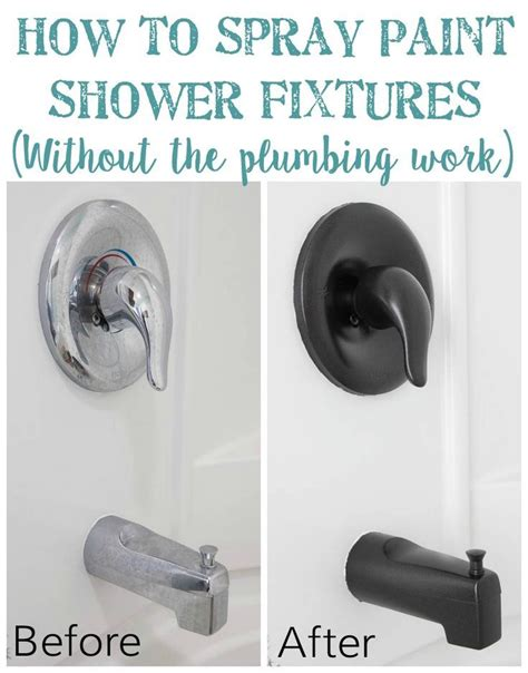 how to spray paint curtain rods 1000 ideas about shower curtain rods on pinterest