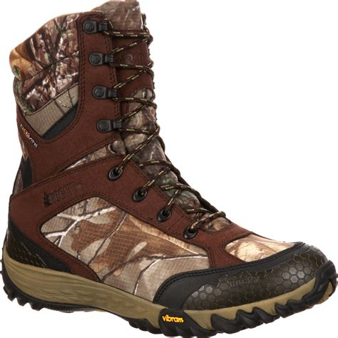 rocky silenthunter s waterproof insulated outdoor boot