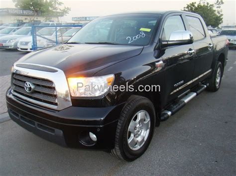 how to sell used cars 2008 toyota tundra toyota tundra 2008 for sale in karachi pakwheels
