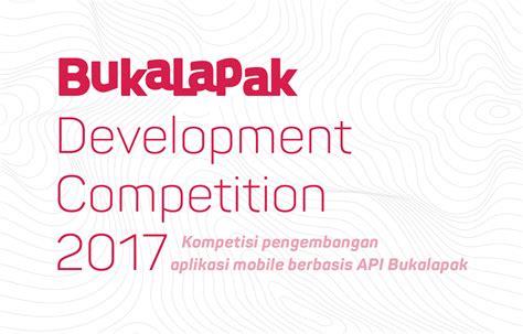 bukalapak developer berinovasi lewat aplikasi di bukalapak development competition