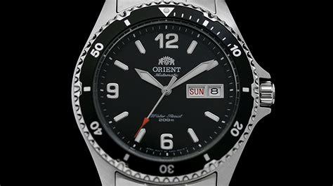 Orient Black 2 orient diver mako ii diving faa02001b9
