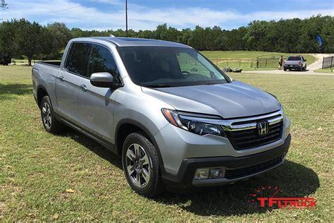 Test Drive: 2017 Honda Ridgeline Returns to the Light Duty