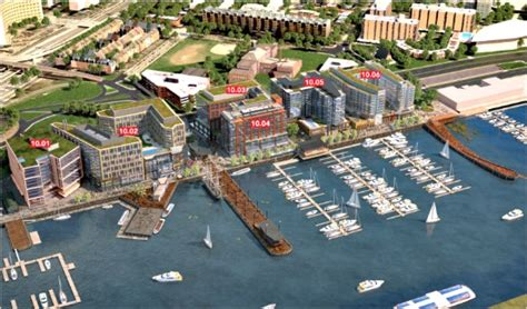 Waterfront Home Plans traffic noise and rat control more updates on the wharf