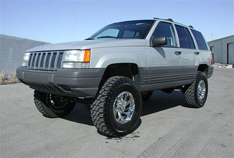 1998 Jeep Grand Lift Kit Jeep Grand 3 5 Quot Lift Kit 1992 1998 Tuff Country