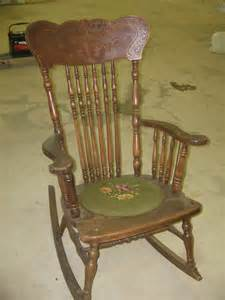 Antique Rocking Chair Identification by Photos Of Antique Rocking Chairs