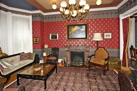 living room coach 1887 victorian in chicago illinois oldhouses com