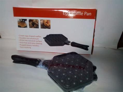 Diskon Egg Waffle Resep Murah jual alat masak cetakan kue egg waffle kesambistore