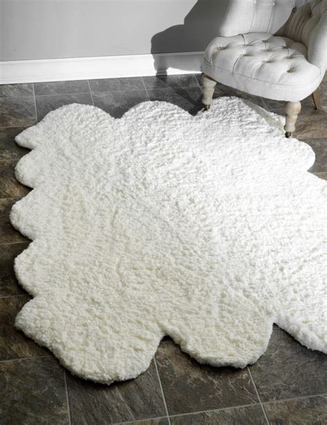 17 best images about rugs on white faux fur