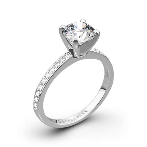 benchmark lcp1 small pave engagement ring