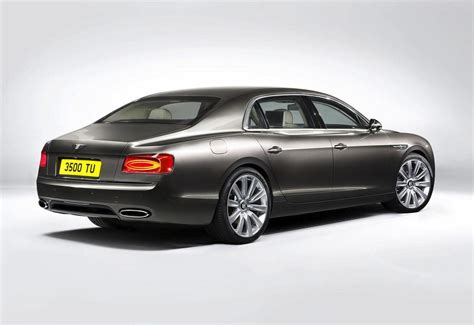 bentley flying spur 2 door 2014 bentley flying spur super luxury sedan unveiled