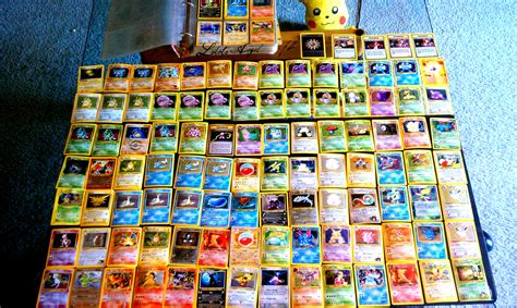 Gift Card Collection - my pokemon holographic cards collection by lakotaangel72 on deviantart