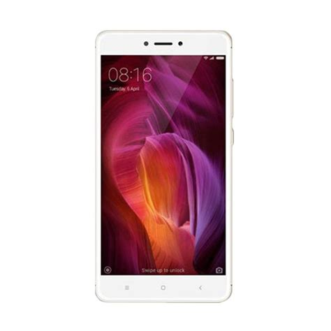 Spesifikasi Tablet Xiaomi Redmi Note xiaomi redmi note 4 smartphone gold 32gb 3gb garansi