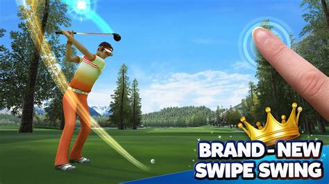swing kings friends king of the course golf android apps on google play