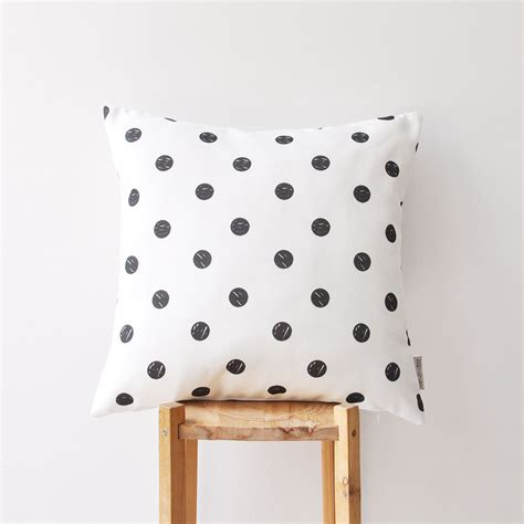 Nursery Decorative Pillows Black White Pillows Modern Nursery Pillow Geometric Decorative Pillow Pillow