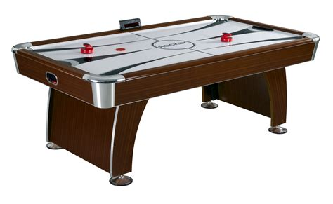 carmelli brentwood 7 189 air hockey table