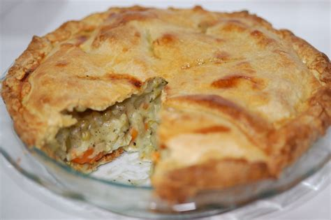 vegetable pot pie recipe dishmaps