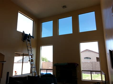 arizona residential window tinting professional installation