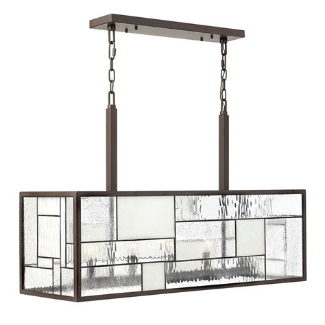Island Chandelier Buy The Mondrian 5 Light Island Chandelier By Manufacturer Name