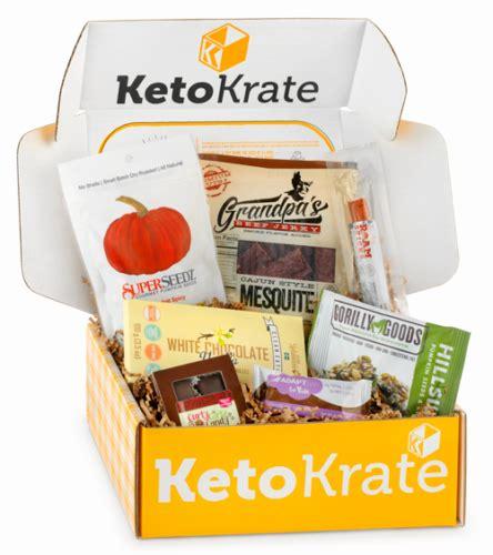 Immunator Honey For Keto Diet Limited keto krate recap august 2017 keto krate