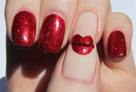 nails for valentines 60 s day nail designs for 2015