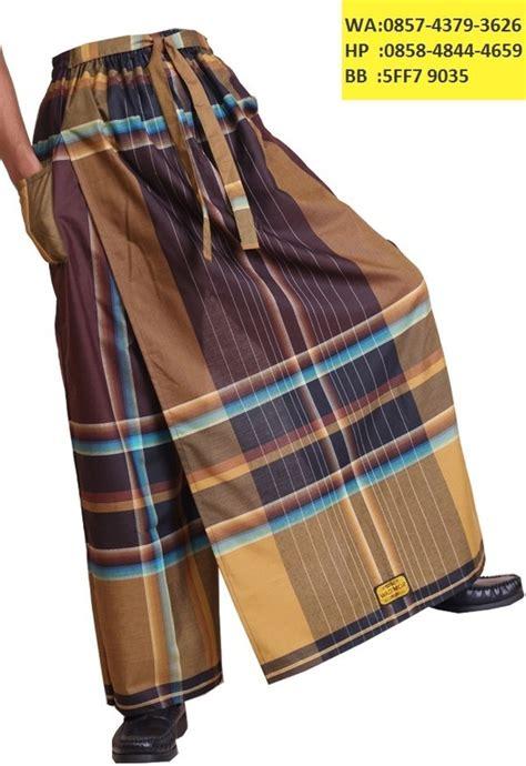 Harga Sarung Wadimor Model Celana produsen distributor agen grosir celana sarung praktis