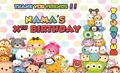Kartu Ucapan Terimakasih Ulang Tahunthank You Card 01 smiley kartu ucapan terimakasih ulang tahun anak thank you card tsum tsum 02 elevenia