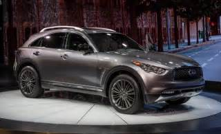 Qx Infiniti 2017 Infiniti Qx70 Limited It S Limited And Stuff News